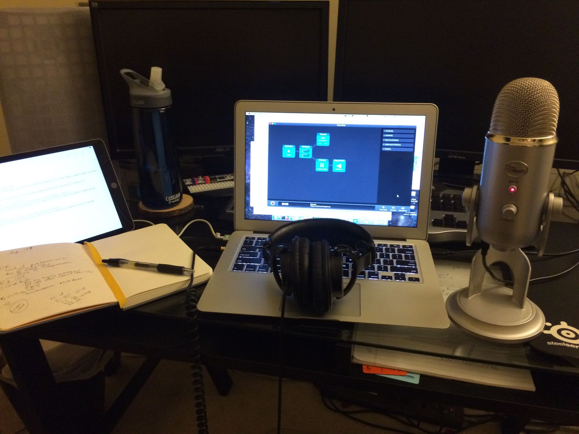 My Podcasting Setup